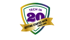 Tech in 20: Getting Started with Google Docs