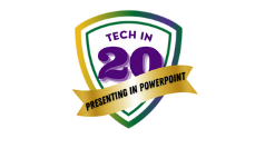 Tech in 20: Presenting in PowerPoint