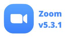 Zoom v5.3.1