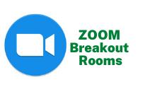 Zoom: Breakout Rooms