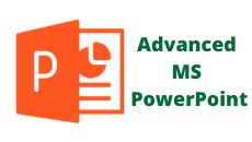 Advanced PowerPoint