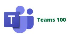 MS Teams 100
