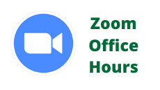 Zoom: Office Hours