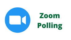 Zoom: Polling