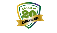 Canvas in 20: Assignments